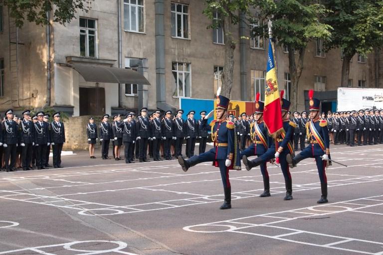 """Începutul noului an de studii la Academia de Poliție """"Ștefan cel Mare"""""""