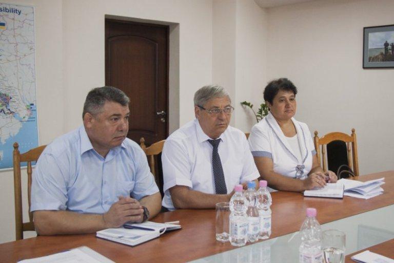 Continuarea parteneriatului social dintre Poliția de Frontieră și Sindicat