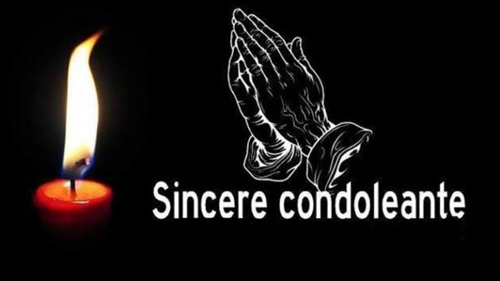 Sincere condoleanţe noastre!
