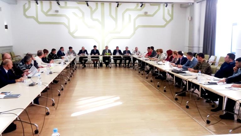 """Обучение профсоюзных лидеров – приоритет для Федерации """"SINDLEX"""""""