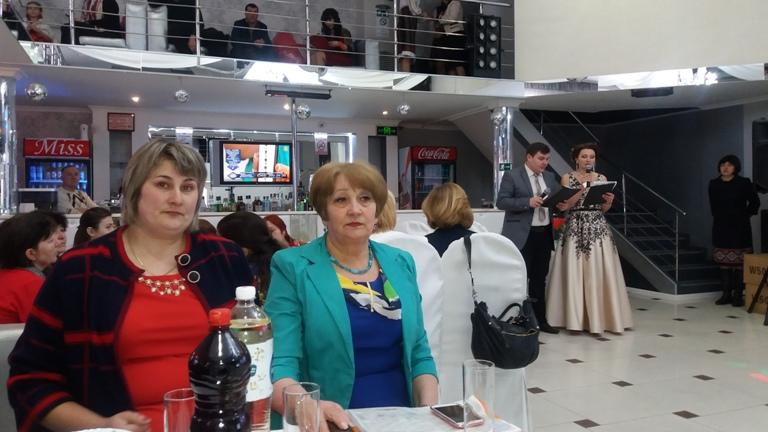 Sindicatul din raionul Ocniţa a marcat sărbătoarea Femeii