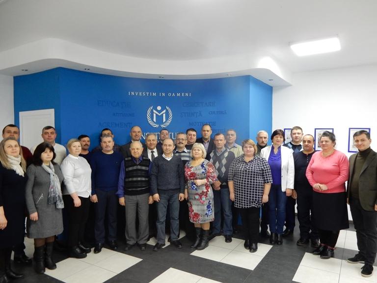 """Membrii Consiliului Sindicatului """"SinDMAI"""" au făcut un bilanț al activităților desfășurate în anul 2019 și au examinat rezultatele obținute"""