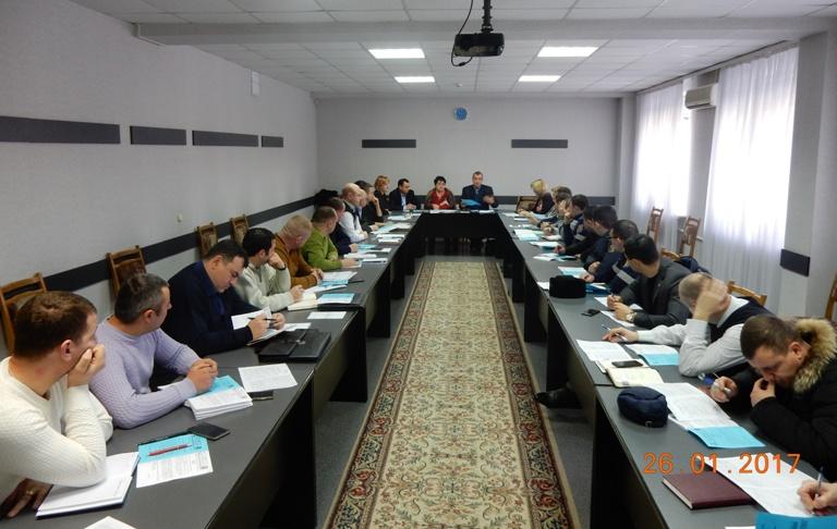 Повышение квалификации профсоюзных лидеров Профсоюза «Спасателей»