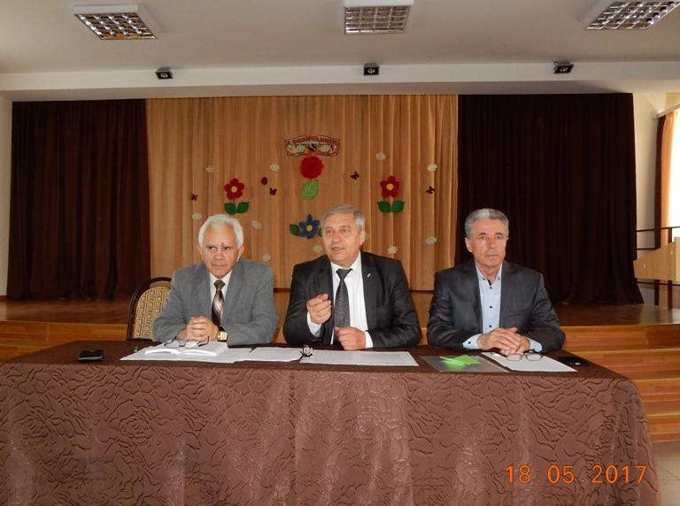 Профсоюзное Объединение мун. Бэлць организовало встречу профсоюзных лидеров