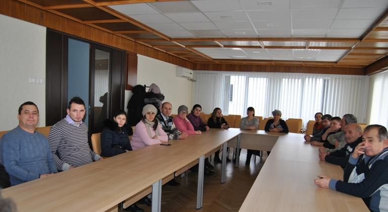 """Şedinţa Plenara a Sindicatului """"Viitorul"""""""