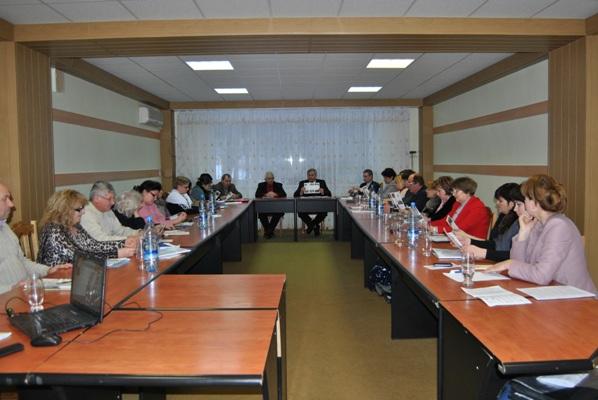 """Activitatea Consiliului Sindicatului """"Viitorul""""  în perioada anului 2015"""