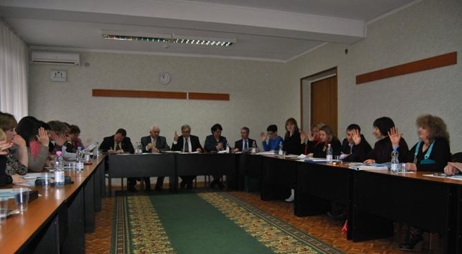 """Şedinţa Plenară a Consiliului Sindicatului """"Viitorul"""""""