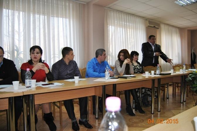 """Plenara Consiliului Sindicatului """"Demnitate"""""""
