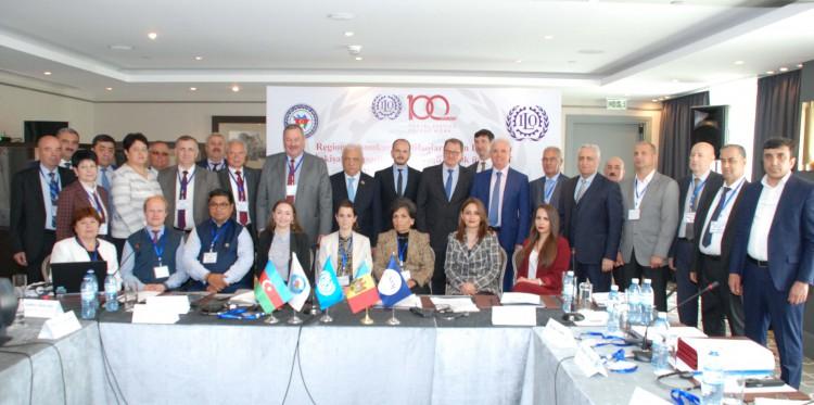 Marcarea Centenarului Organizației Internaționale a Muncii