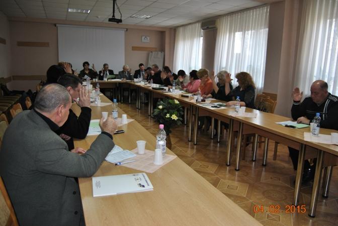 """Bilanţul anului 2014 în Federaţia """"Sindlex"""""""