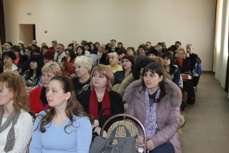 Встреча профсоюзных активистов муниципального Объединения Бэлц с председателем Михаилом Лашку