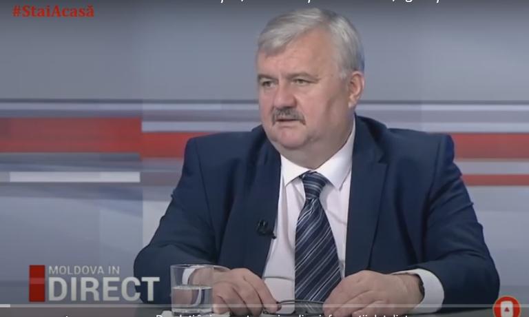 Igor Şarov, ministrul Educaţiei, Culturii şi Cercetării - invitatul emisiunii,MOLDOVA ÎN DIRECT