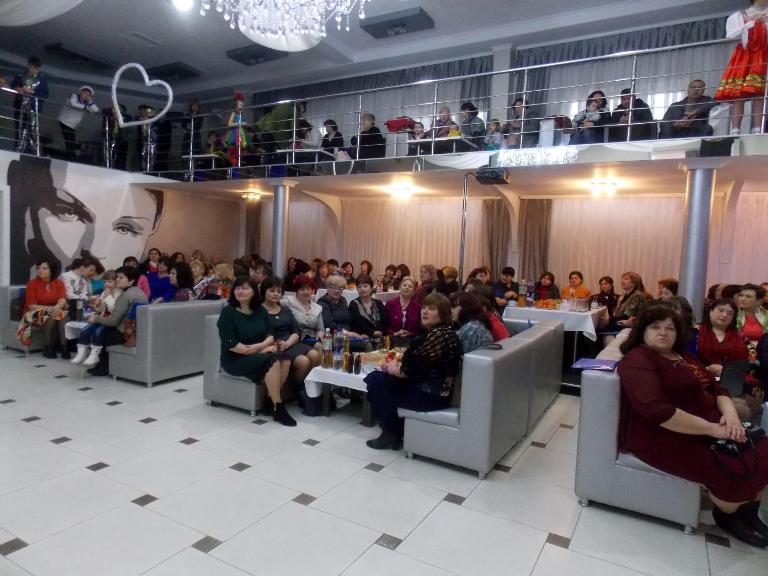 """Masa rotundă ,,Situaţia femeilor din Republica Moldova şi din raionul Ocniţa"""""""