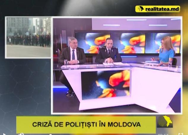 Emisiune Realitatea azi cu participarea dlui Mihail LAŞCU