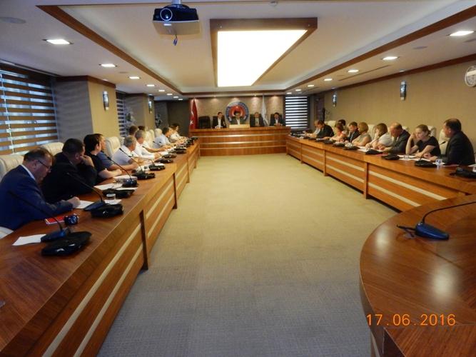 Международные курсы по вопросам деятельности профсоюзов в условиях рыночной экономики в г. Анкара