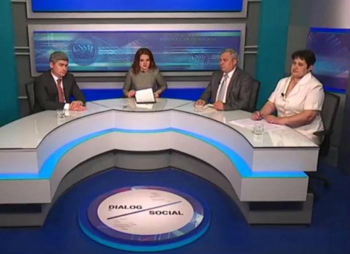 "EMISIUNEA ""DIALOG SOCIAL"" DIN 20 IUNIE 2017"