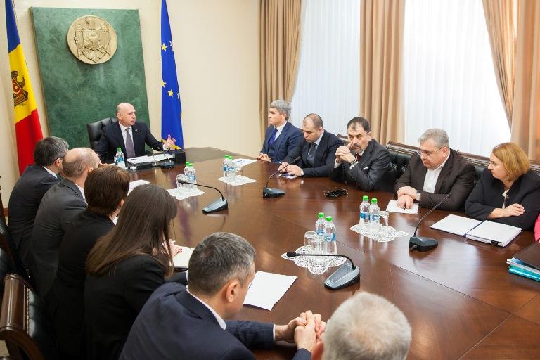 Премьер-Министр Павел Филип: Пенсионная реформа сохраняет социальные права сотрудников силовых структур