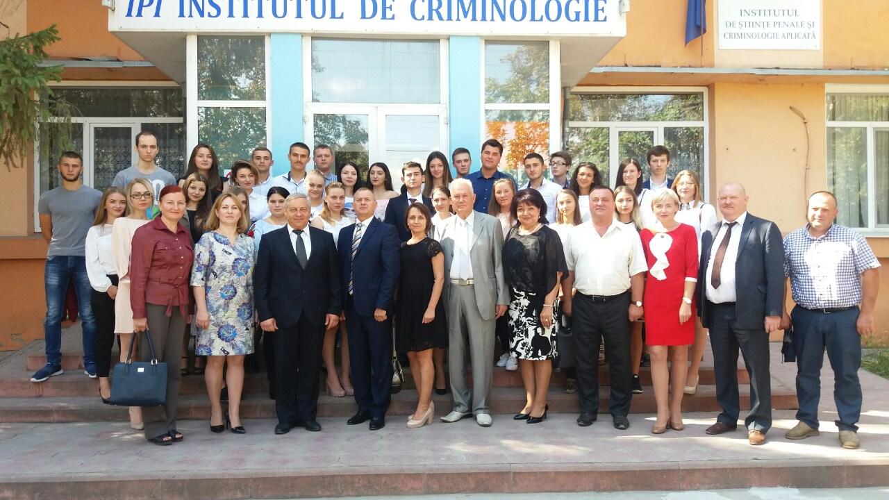 Participarea domnului Mihail LAŞCU la deschidera anului de studii 2017-2018