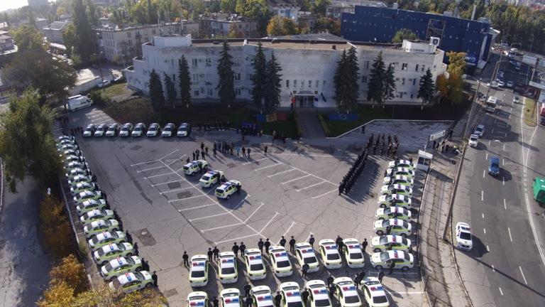 Полиция Молдовы получила новое оборудование и экипировку, чтобы быть более эффективными и полезными гражданам.