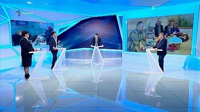 Angela OTEAN a participat la emisiunea televizată REPLICA la canalul PRIME