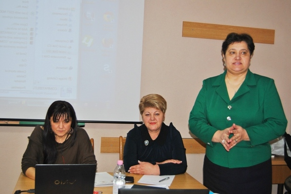Women's Council of the National Confederation of Trade Unions of Moldova in action